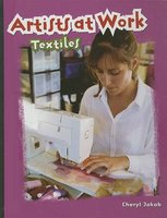 Us Textiles - Artists at Work (Hardcover): Smart Apple