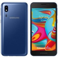 Samsung Galaxy A2 Core Dual Sim (16GB)(Android 8.0 Oreo)(Blue):