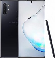 "Samsung Galaxy Note 10+ Dual-Sim 6.8"" Octa-Core Smartphone (Android 9)(256GB)(Aura Black):"