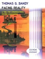 Facing Reality - A Tool for Congregational Mission Assessment (Paperback): Thomas G Bandy
