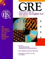 Gre Literature (Paperback, 3rd edition): Educational Testing Service