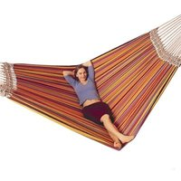 Oztrail Siesta Hammock (Double) (Supplied Colour May Vary):