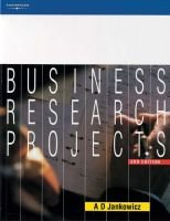 Business Research Projects (Paperback, 3Rev ed): A.D. Jankowicz
