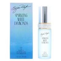 Elizabeth Taylor Sparkling White Diamonds Eau De Toilette (30ml) - Parallel Import: