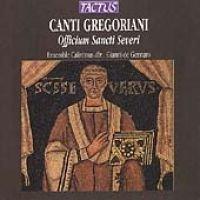 De Gennaro/Calixtinus Ens - Gregorian Chant / Office of St Severus (CD): Gregorian Chant-Office Of St, De Gennaro/Calixtinus Ens