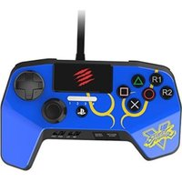 Sparkfox Madcatz Street Fighter Controller for PS3 & PS4 (Blue):