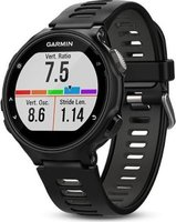 Garmin Forerunner 735XT Advanced GPS Multisport Watch Tri Bundle with Wrist-based Heart Rate (Grey):