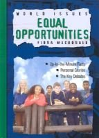 Equal Opportunities (Hardcover, illustrated edition): Fiona Macdonald
