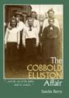 The Cobbold Elliston Affair - '--- And the Sin of the Father Shall be Visited...' (Paperback): Sandra Berry