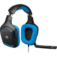 Logitech G430 USB 7.1 Surround Sound Gaming Headset: