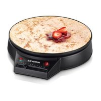 Severin Crepes Maker (Black):