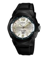 Casio MW-600F-7AV Watch with 10-Year Battery: