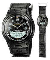 Casio AW-80V-1BV Watch with 10-Year Battery: