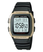 Casio W-96H-9AV Watch with 10-Year Battery: