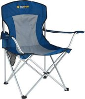 Oztrail Deluxe Jumbo Arm Chair (140kg):