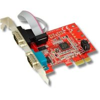Chronos PCI Express Adapter (2 x RS232):