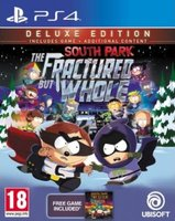 South Park: The Fractured But Whole - Deluxe Edition (PlayStation 4):