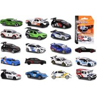 Majorette Racing Cars Assorted (Single Unit - Supplied May Vary):