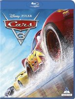 Cars 3 (Blu-ray disc):