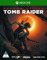 Shadow of the Tomb Raider (XBox One):