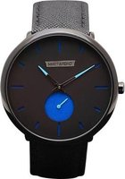 Matt Arend Minimalist Watch (Charcoal Marine Blue):