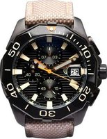 Matt Arend Ma 812 Oceano Terrasport Watch (Black):