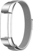 Linxure Milanese Strap for the Fitbit Alta Silver - Large: