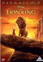 The Lion King - (2019) (DVD):