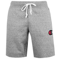 Champion Mens Jersey Short - Grey  [Parallel Import]: