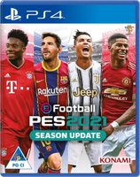 eFootball PES 2021: Season Update (PlayStation 4):
