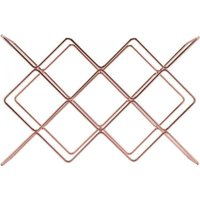 Wine Rack (Rose Gold):
