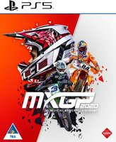MXGP 2020: The Official Motocross Videogame (PlayStation 5):