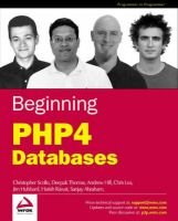 BEGINNING PHP 4 DATABASES (Paperback): Wrox