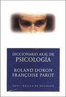 Diccionario Akal de Psicologia (English, Spanish, Paperback): Roland Doron, Francoise Parot