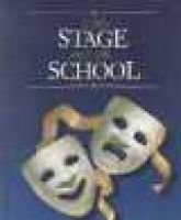 The Stage and the School - 8th Ed (Hardcover, 8th edition): Harry H. Schanker, Katharine A Ommanney
