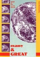 Songs of the World Church, v. 1 - Many and Great (Audio cassette): Wild Goose Worship Group