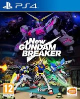 New Gundam Breaker (PlayStation 4):