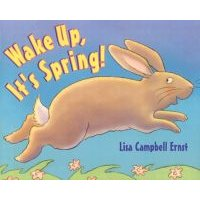 Wake Up, It's Spring! (Hardcover, Library binding): Lisa Campbell Ernst