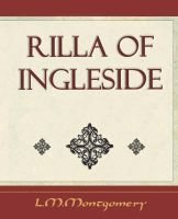 Rilla of Ingleside (Paperback): L.M. Montgomery