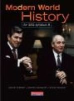 Modern World History - SEG Syllabus B (Paperback): David Ferriby, David Hansom, Steve Waugh