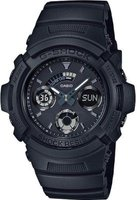 Casio Analog & Digital Wrist Watch (Black):