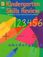 Kindergarten Skills Review (Paperback, illustrated edition): Brighter Vision