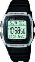 Casio Chronograph Digital Sport Watch (Black):