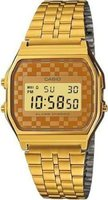 Casio Vintage Digital Wrist Watch (Gold):