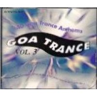 Various - Goa Trance Volume 3 (CD): Various