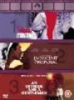 Officer And Gentleman/Fatal Att/Indec Prop - Box Set (DVD, Boxed set):