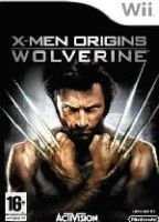 X-Men Origins: Wolverine (Nintendo Wii):