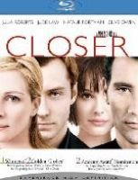 Closer (Blu-ray disc): Julia Roberts, Clive Owen
