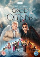 Good Omens (DVD): Michael Sheen, David Tennant, Nick Offerman, Jon Hamm, Frances McDormand, Miranda Richardson, Daniel Mays,...