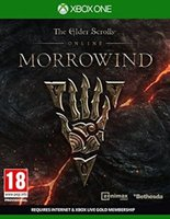 The Elder Scrolls Online: Morrowind (XBox One, Blu-ray disc):